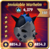 InviolableWarhelm