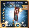SanzuSashimono