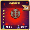 Buckleball