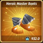 Leadership boots