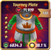 TourneyPlate