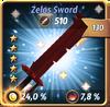 ZelosSword