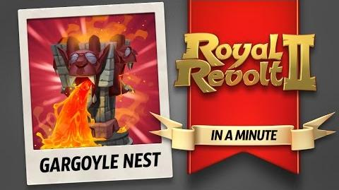 Royal Revolt 2 - The Gargoyle Nest