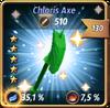 ChlorisAxe