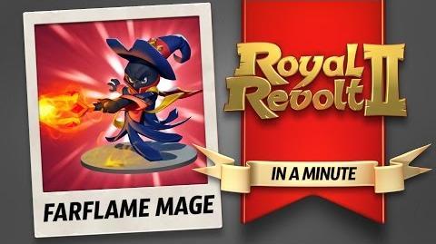 Royal Revolt 2 - The Farflame Mage