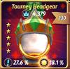 TourneyHeadgear