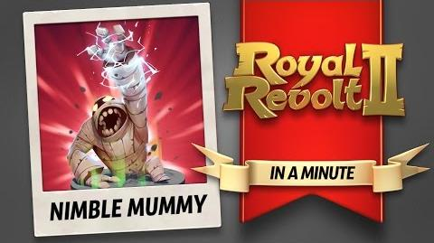 Royal Revolt 2 - The Nimble Mummy