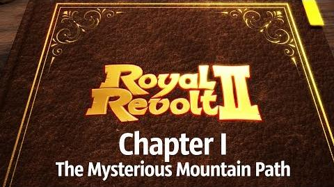 Chapter I - The Mysterious Mountain Path.....