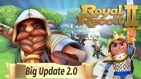 Royal Revolt 2 - Birthday Preview