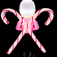 Candy Cane Swords