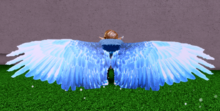 Ice Guardian Wings Photo