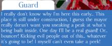 Guardtext