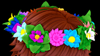 Assorted Flower Crown
