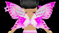 Mini Social Love Butterfly