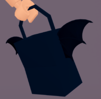 Bat Candy Bag