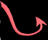 Demon Dragon Tail