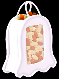 Ghost Candy Bag 2019