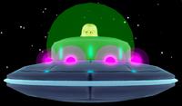Ice's UFO