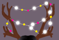 Light-Up Antlers