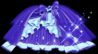 Princess Starfrost Magical Skirt