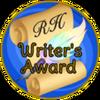Royale High Writers Award Badge