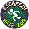 Completed Super Hard Maze 2019