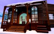 Closed cabin
