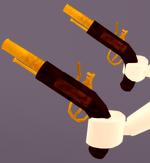 Double Flintlocks