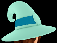 Nightmare Witch Hat