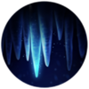 ICE HALO BADGE