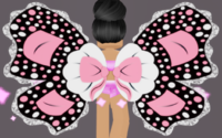 Lacey Apron Wings