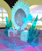 Ice Glam Vanity