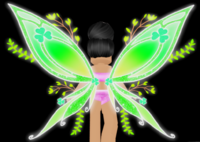 Glowing Fairy of Luck