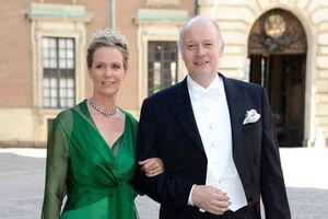 Desiree und Eckbert von Bohlen und Halbach