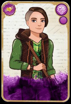 Hunter Huntsman Card