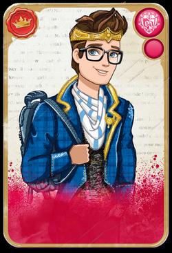 Dexter Charming Card