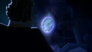 Milton Grimm and the Mirror Portal, webisode The Tale of Legacy Day