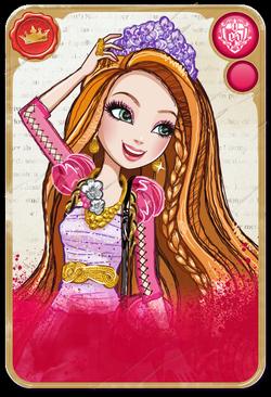 Holly O'Hair Card