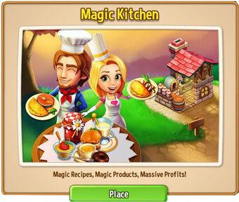Magic Kitchen   Royal Story Wiki   Fandom
