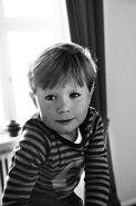 HKH Prins Christians fem-års fødselsdag