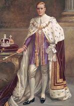 Edward VIII Portrait - 1936