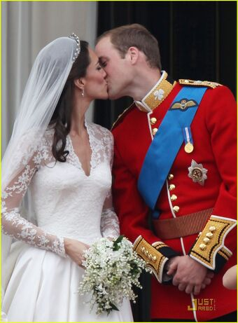 Wedding of Prince William of Wales and Catherine Middleton ...