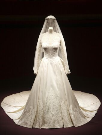 wedding dress of catherine middleton royalty wiki fandom wedding dress of catherine middleton