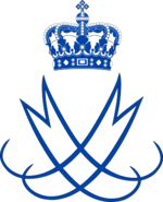 Private Monogram of Margrethe II of Denmark