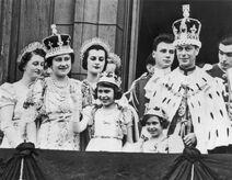 King George VI coronation