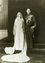 Wedding of George VI and Elizabeth Bowes-Lyon