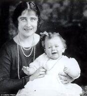 Elizabeth and Elizabeth the Queen Mother