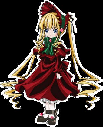 Shinku | Rozen Maiden Wiki | Fandom
