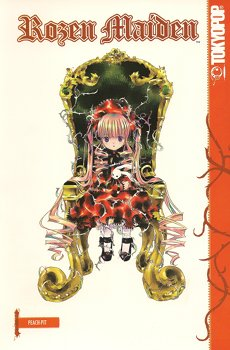 Rozen Maiden Vol 1