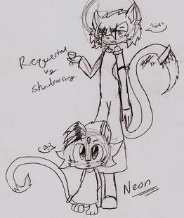 Neoninadress